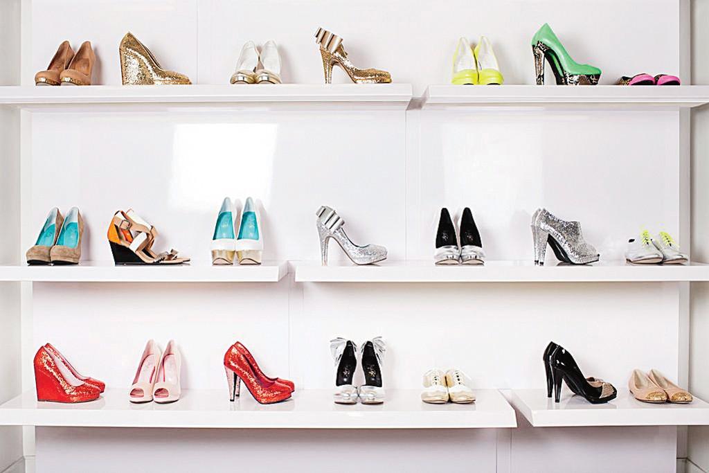 Shoes of Prey shop-in-shop.