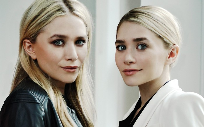 Mary-Kate And Ashley Olsen The Row Shoes