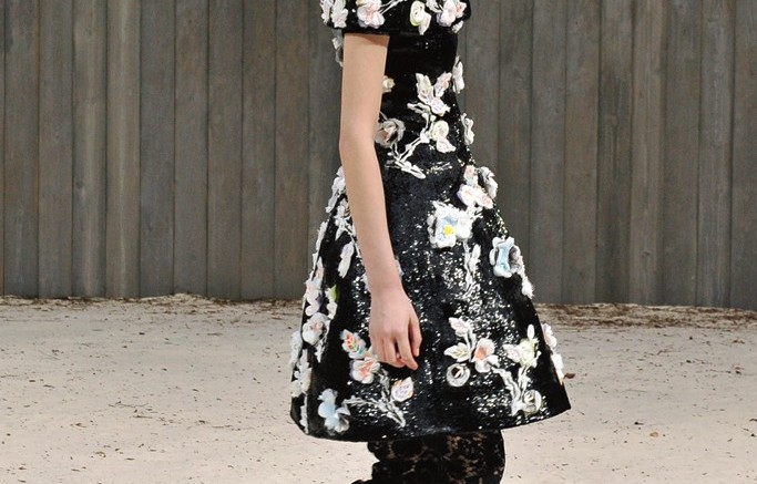 Chanel Couture 2013
