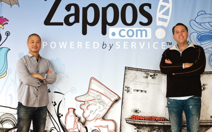 Zappos Tony Hsieh Fred Mossler
