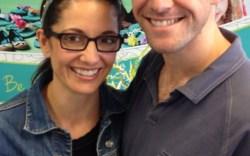 Sharon and Marc Blumberg