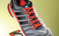 An Adidas running style