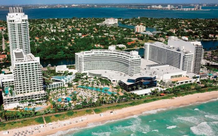 Miami Fontainebleau Miami Beach FN CEO Summit