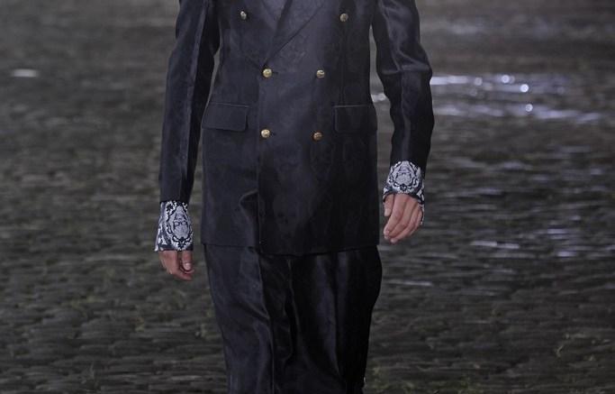 Alexander McQueen Mens RTW Spring 2014