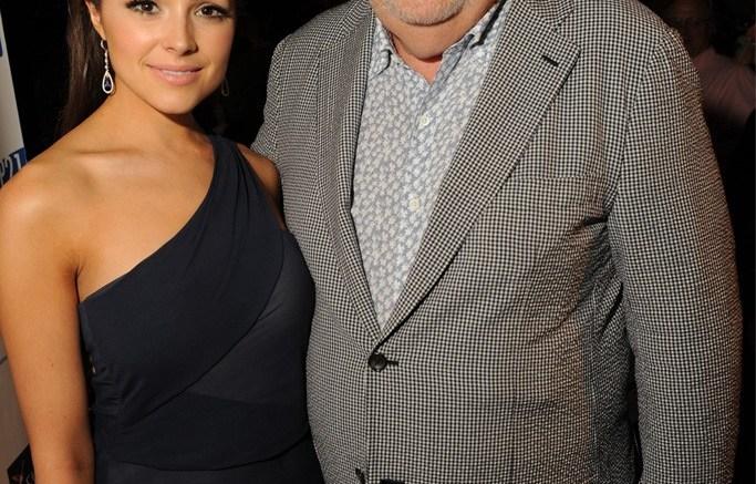 Bob Goldman and Miss Universe 2012 Olivia Culpo