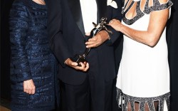 Hilary Clinton Oscar de la Renta and Diane von Furstenberg