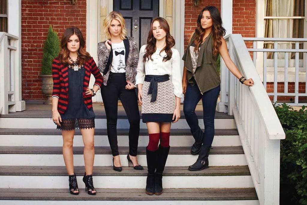 """Pretty Little Liars"" cast"