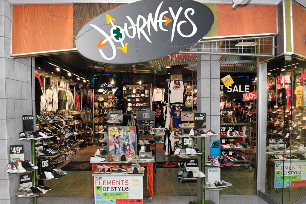 Journeys – Footwear