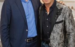 Joe Antebi and David Tutera