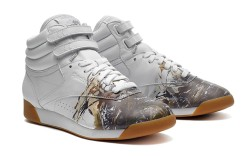 The Paris Reebok Classic Leather designed by Monster