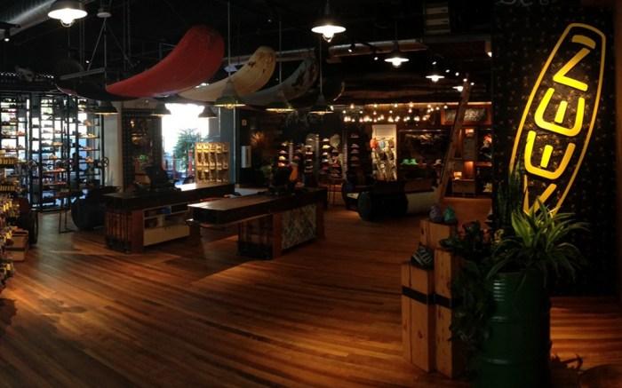 Inside Keens new Palo Alto Calif store