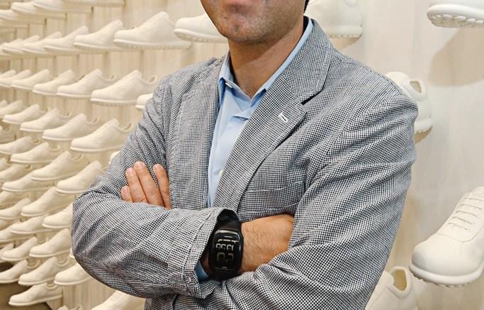 Camper CEO Miguel Fluxa