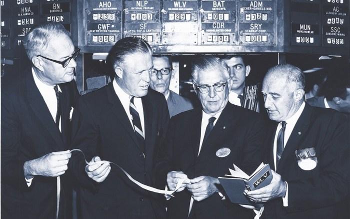 Wolverine NYSE 1965
