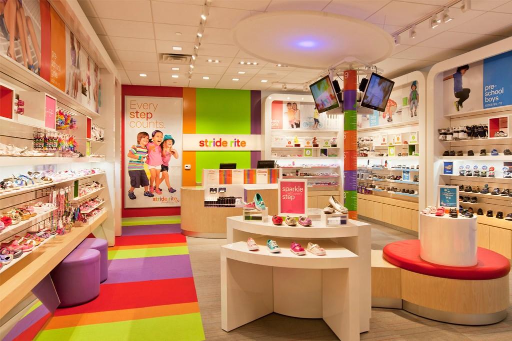 Shop Talk: Stride Rite Expands