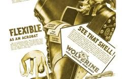 Wolverine 1919 Wolverine national advertising