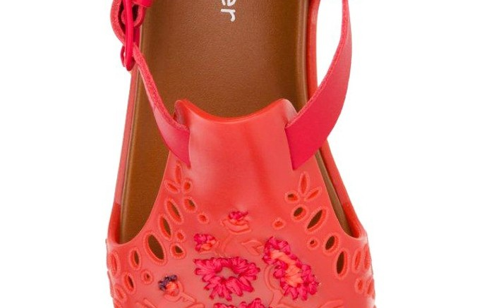 Rachel Comeys collaboration sandal with Camper