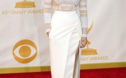 Emmy Awards 2013 Los Angeles WWD EYE