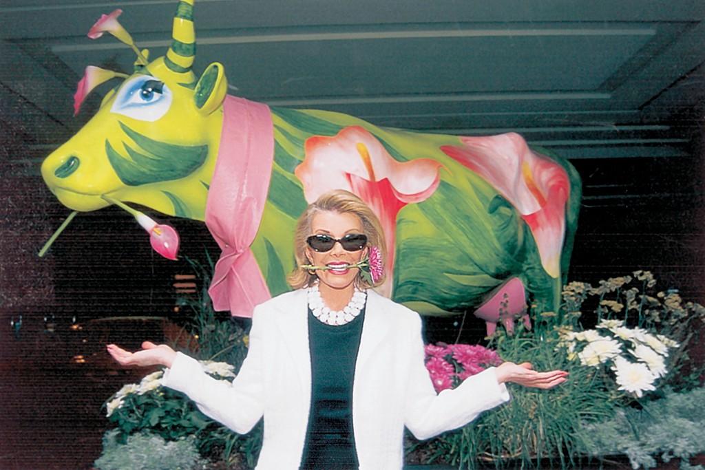Joan Rivers in 2000