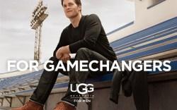 A Tom Brady Ugg for Men ad
