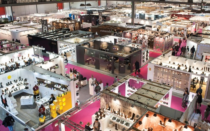 A look at the show floor