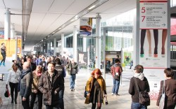 Micam Milan again takes place in the Fiera Milano Rho fairgrounds