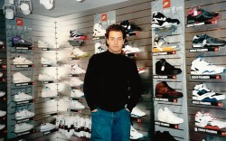 Tarek Hassan in  the early 1990s