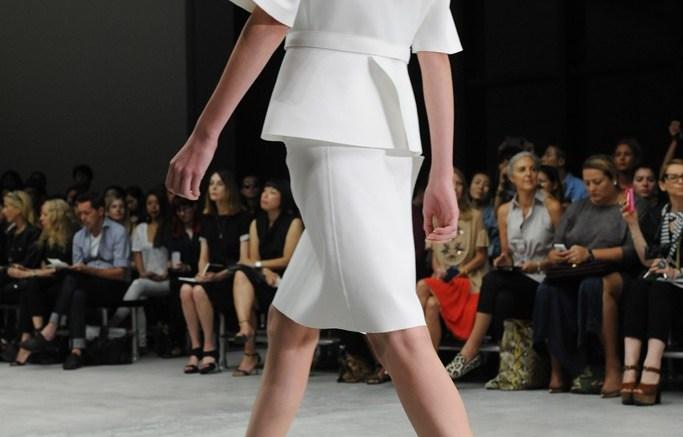 Calvin Klein Collection spring 14
