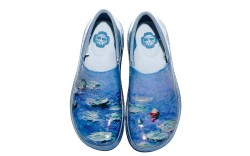 Timberland Pro Renova spring 2014 &#8220Water Lilies&#8221 by Claude Monet