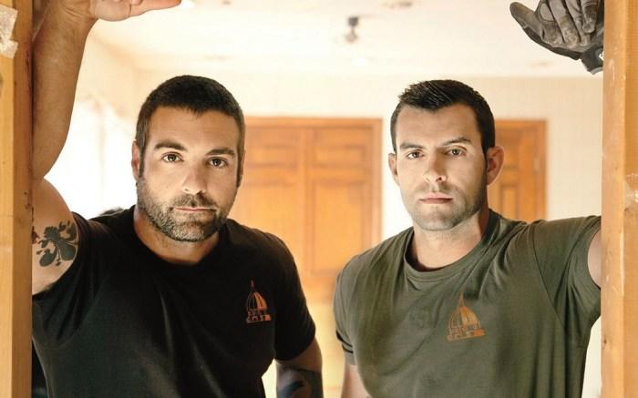 Anthony Carrino and John Colaneri &#8220Kitchen Cousins&#8221 &#8220Cousins on Call&#8221