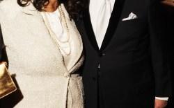 Aretha Franklin and Clive Davis Steve Eichner