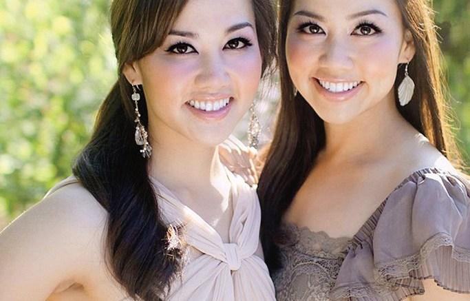 Emily Leung Jesica Leung hey lady bridal