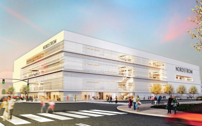 Nordstrom store at Yorkdale Centre