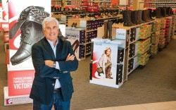 For Ausick the right in-store merchandising is key to telling product stories