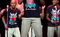 The Kenyan Boys Choir performs at We Day Minnesota