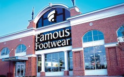 A Famous Footwear store