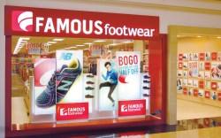 Famous Footwear store