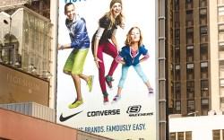 Famous Footwear campaign