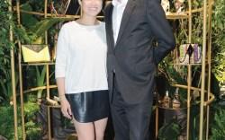 Sandra Choi Pierre Denis Jimmy Choo