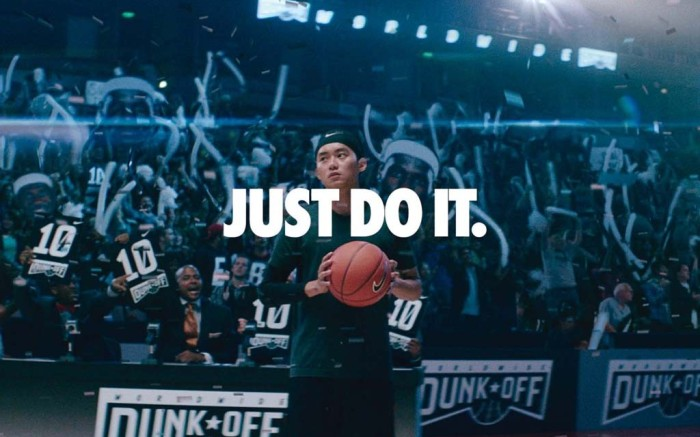 Nike &#8220Just Do It&#8221