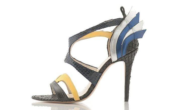 Michelle Boor Paris-Vienna style from spring 14