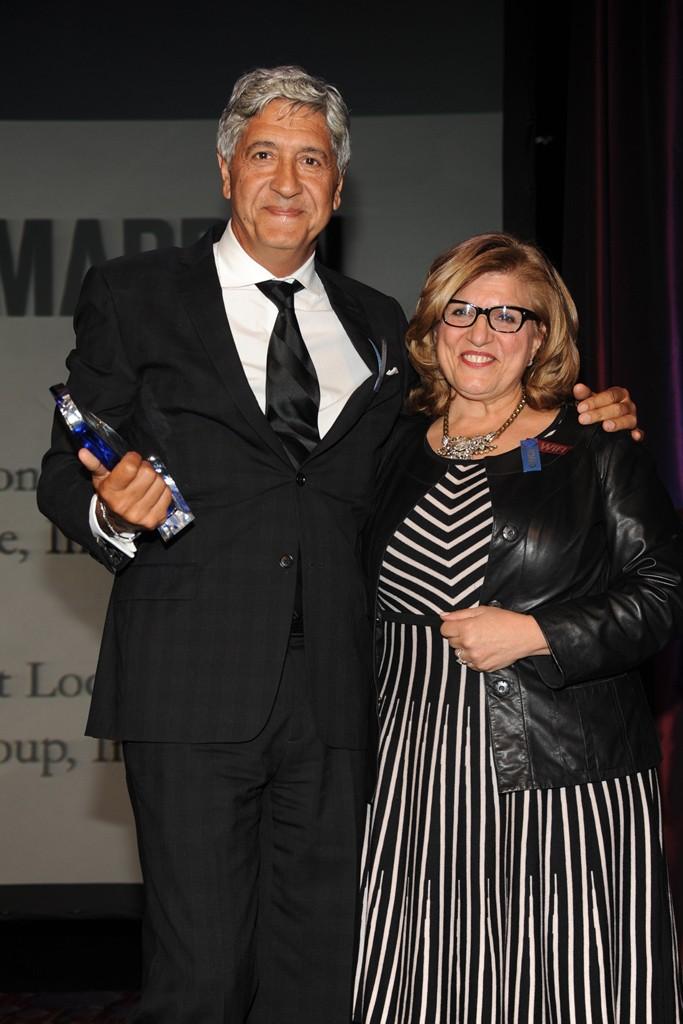 Joe Ouaknine and Carol Baoicchi.