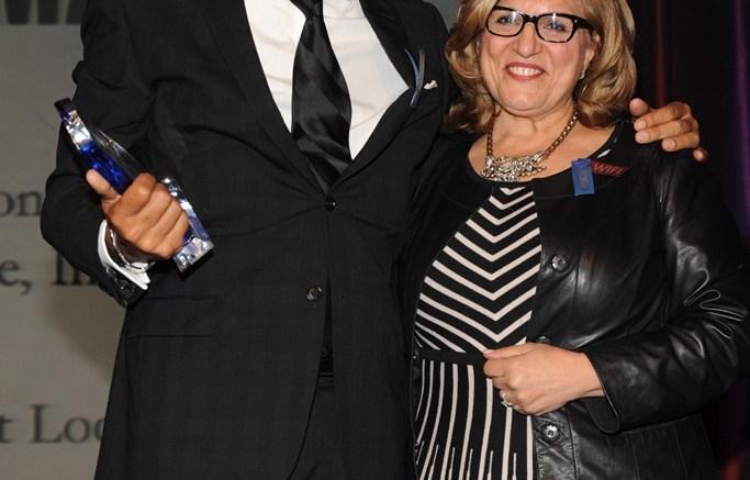 Joe Ouaknine and Carol Baoicchi
