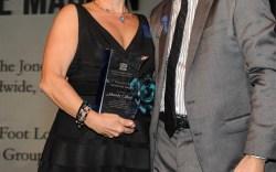 Mandy Cabot and Jim Salzano