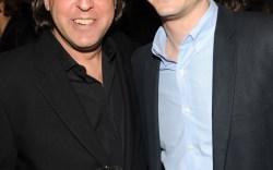 Rob Schmertz and Ed Rosenfeld Steve Eichner