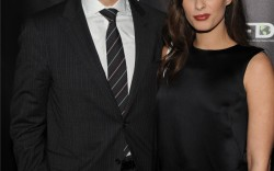 Vincent Ottomanelli and Sophie Auster
