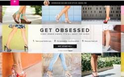 ShoeDazzle web site ShoeDazzlecom 2013
