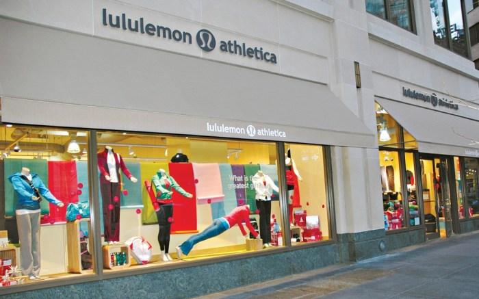 Lululemon raises mimimum wage
