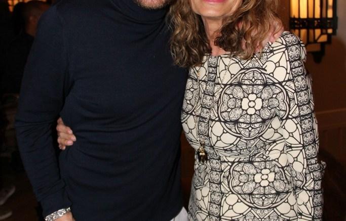 Rupert Sanderson and Ann Dexter-Jones