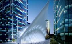 West Concourse World Trade Center