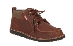 Teva mid-cut suede boot speed lacing Ankles Away Outdoor Trend